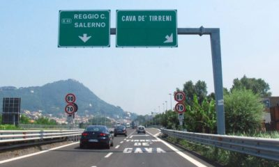 Autostrada Napoli-Salerno