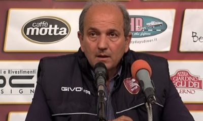 Angelo Fabiani ds Salernitana