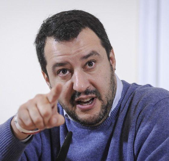 Leadere della Lega Salvini