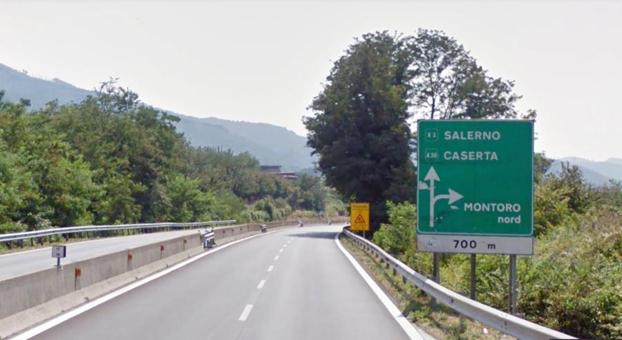 Raccordo Autostrada Avellino-Salerno