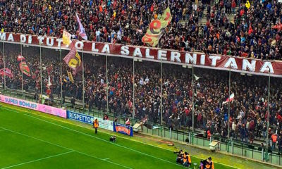 Tifosi della Salernitana