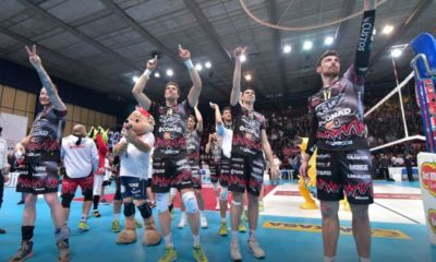 Sir Safety Perugia Volley