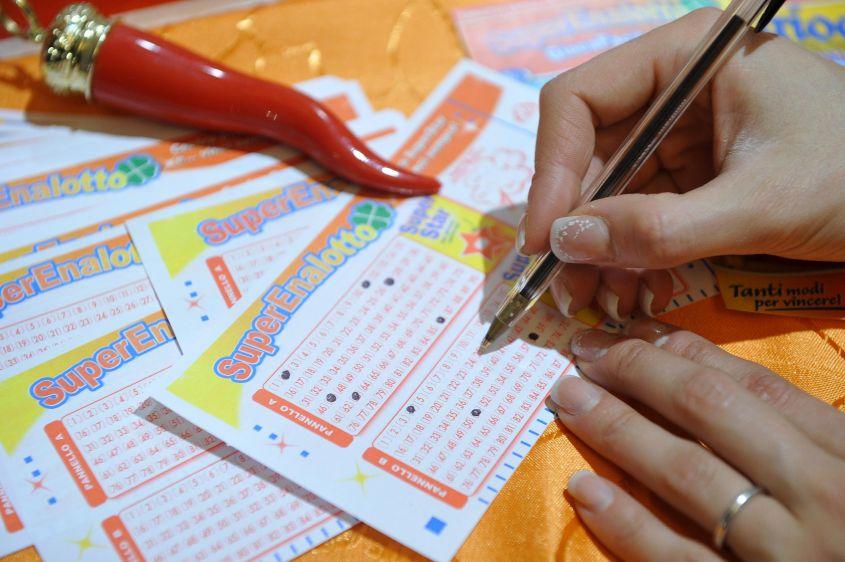 Lotteria SuperEnalotto