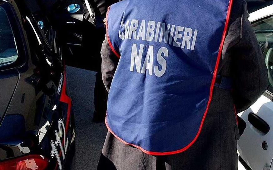 Nas reparto dei Carabinieri