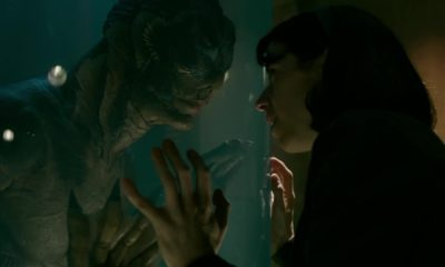 The Shape of Water, locandina