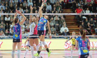 Match di cartello: Novara-Scandicci