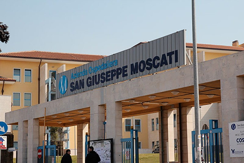 Ospedale Moscati Avellino