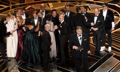 La Forma dell'Acqua Oscar 2018