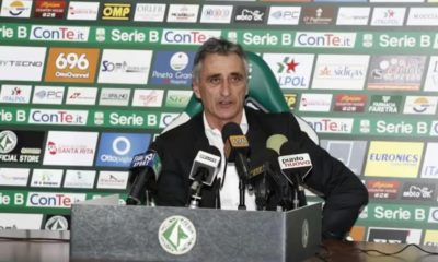 Foscarini allenatore Avellino