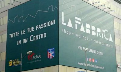 Apertura La Fabbrica Salerno