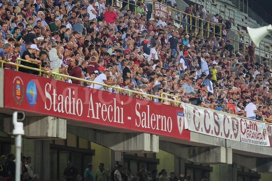 Stadio Arechi Salerno