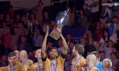 Kazan vince la Champions League 2018
