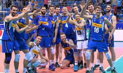 Italia Volleyball Nations League