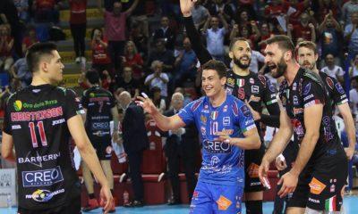 Lube Civitanova Finali Scudetto 2018