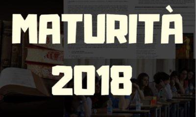 Maturità 2018