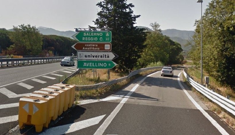Salerno Avellino Raccordo