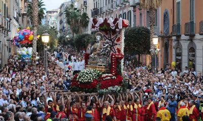Processione San Matteo Salerno