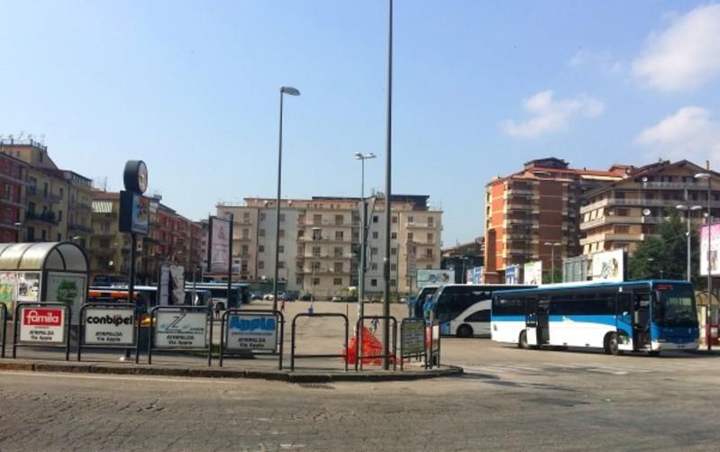 Piazza Kennedy Avellino