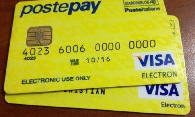 Carta Postepay