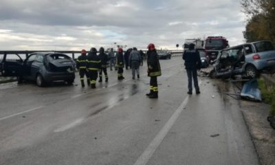 Incidente Tangenziale a Benevento