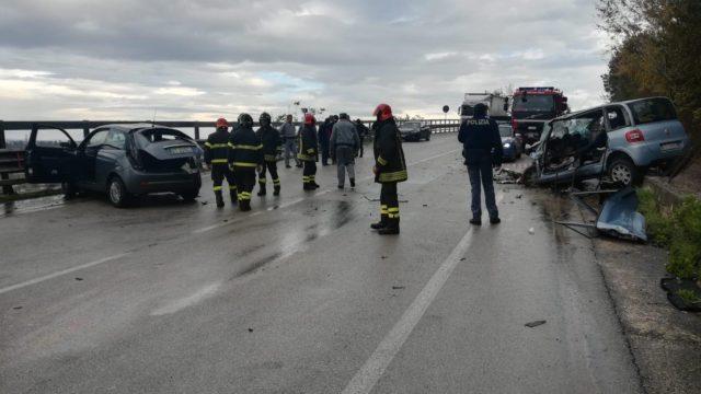 Incidente Tangenziale a Benevento