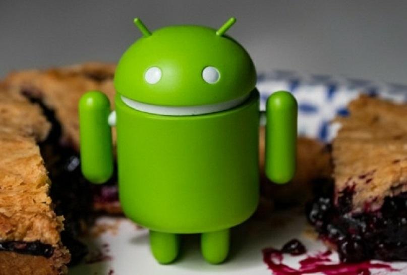 Android Pie Aggiornamento