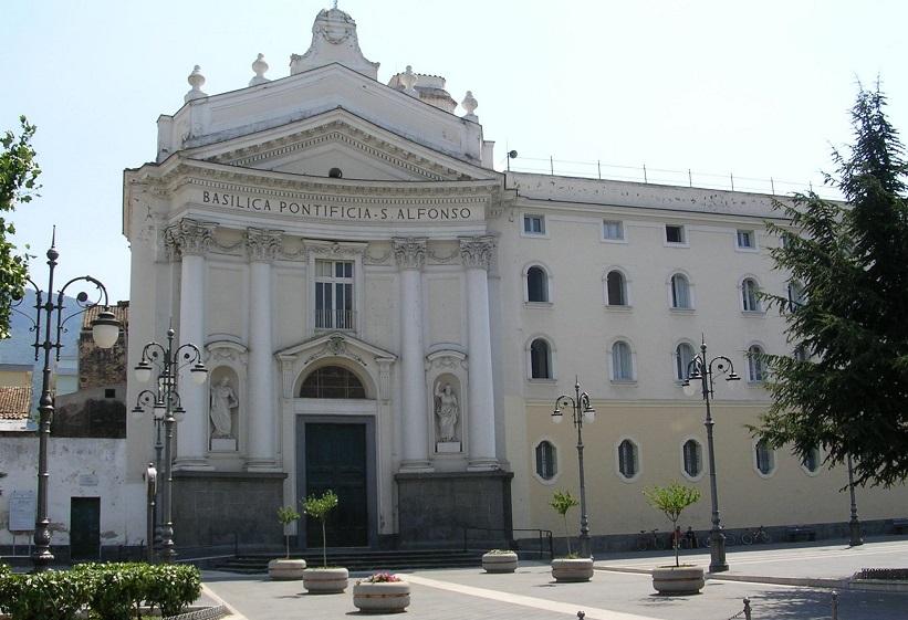 Pagani Chiesa Sant'Alfonso