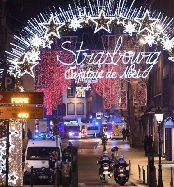 Attentato Strasburgo 11 dicembre