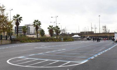 Parcheggio via Vinciprova Salerno