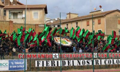 Curva Sancataldese Calcio