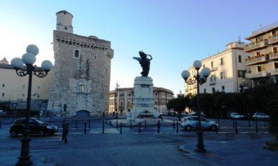 Piazza Castello Benevento