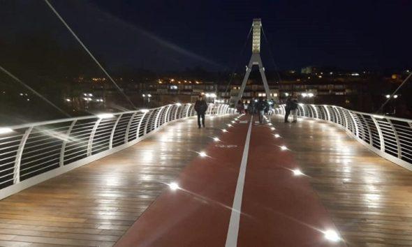 Ponte Ciclopedonale Benevento