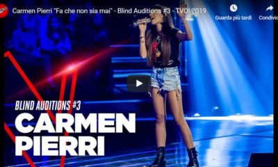 Carmen Pierri The Voice