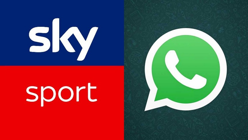sky whatsapp