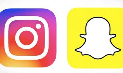 Snapchat Instagram