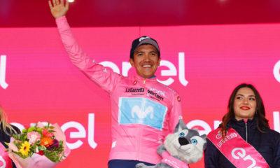 Richard Carapaz Giro d'Italia 2019