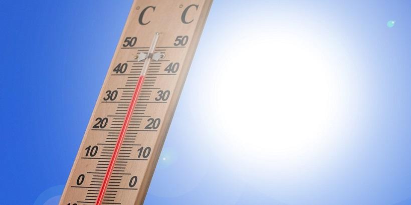 Termometro Allerta Caldo