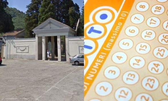 Cimitero Roccapiemonte Lotto
