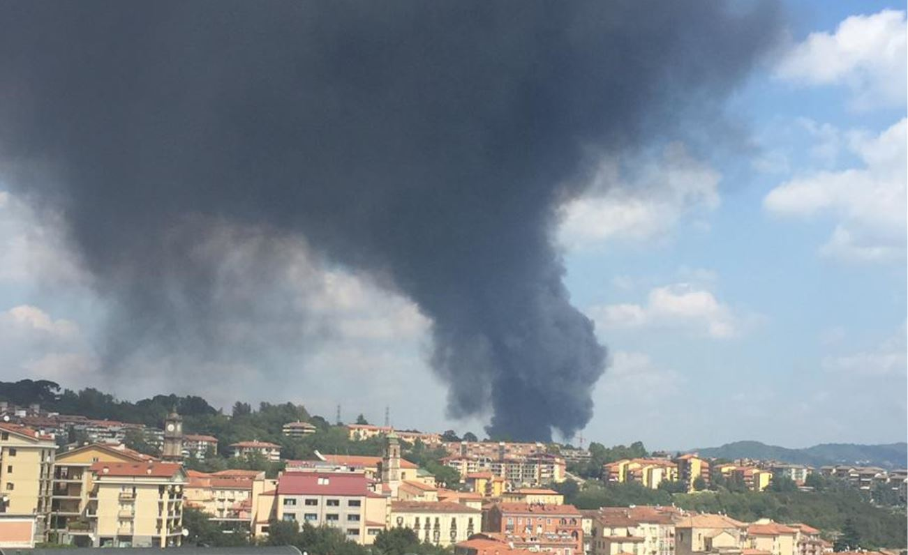 Incendio Pianodardine