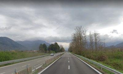 Autostrada Tratto Atripalda Serino