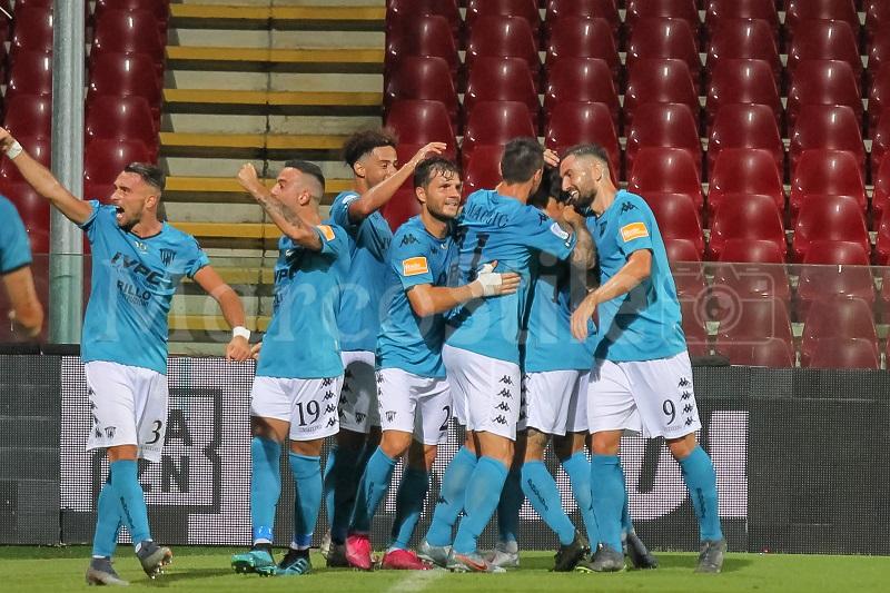 Benevento Calcio Esultanza 2019-2020