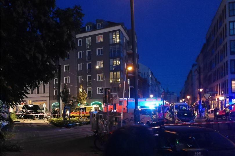 Incidente a Berlino Auto