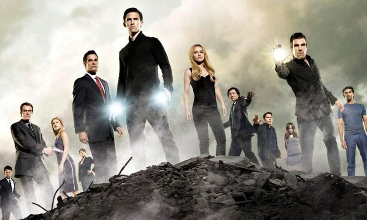 Heroes Serie Televisiva