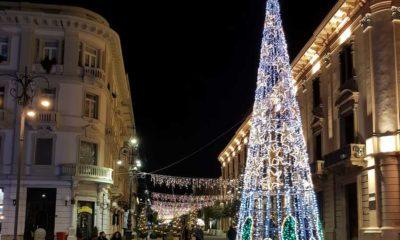 Luminarie di Avellino Natale 2018