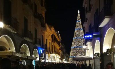 Albero di Natale Cava de' Tirreni