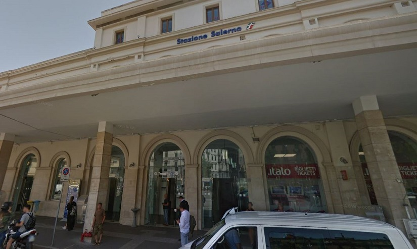 Stazione Ferroviaria Salerno