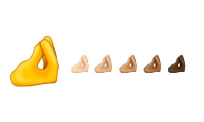 Emoji Mano a Cuoppo