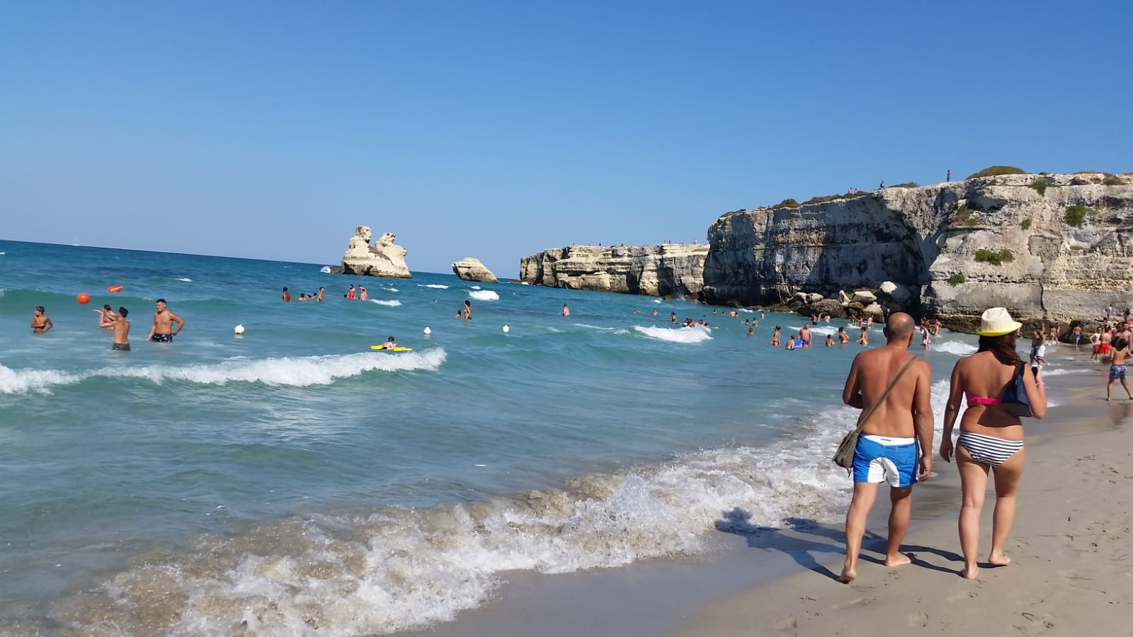 Torre dell'Orso in Salento