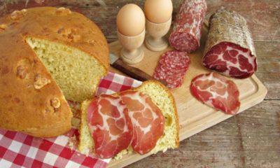 Torta di Pasqua, tipica pietanza pasquale umbra