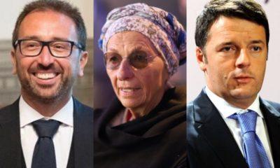 Bonafede Bonino Renzi